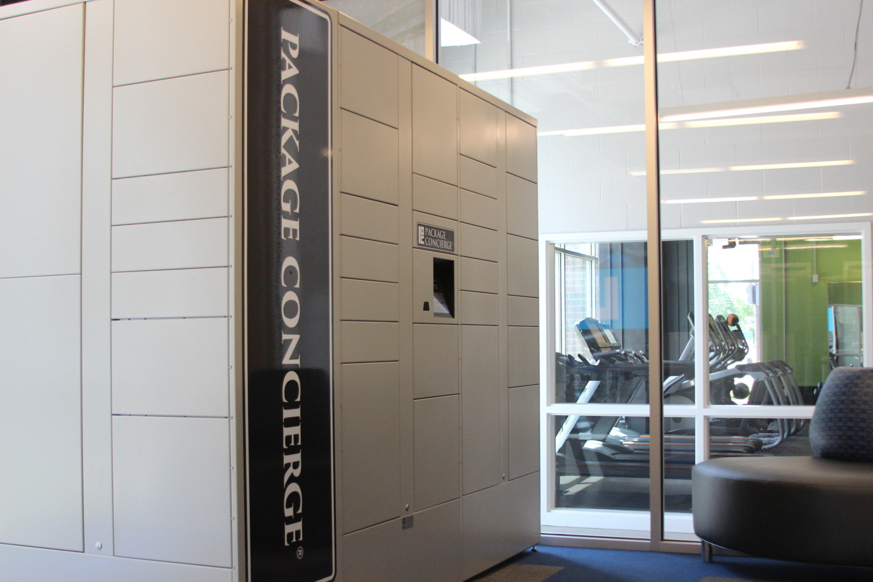 Electronic Package Lockers