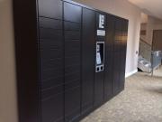 Smart Package Lockers