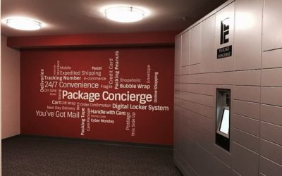 Flexible Package Concierge Features Provide a Customized Community Experience