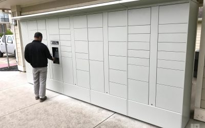 Package Concierge® Launches Most Versatile Locker System for Indoor and Outdoor Use
