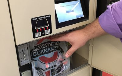 What are Automated Retail Lockers?