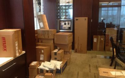 It's Now Black Friday Every Day: How to Manage the Influx of Packages